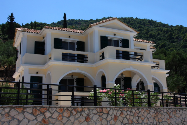 For sale: double house on Zakynthos, Greece